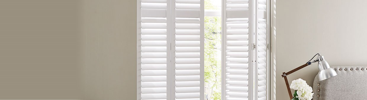 Guaranteed quality on shutters
